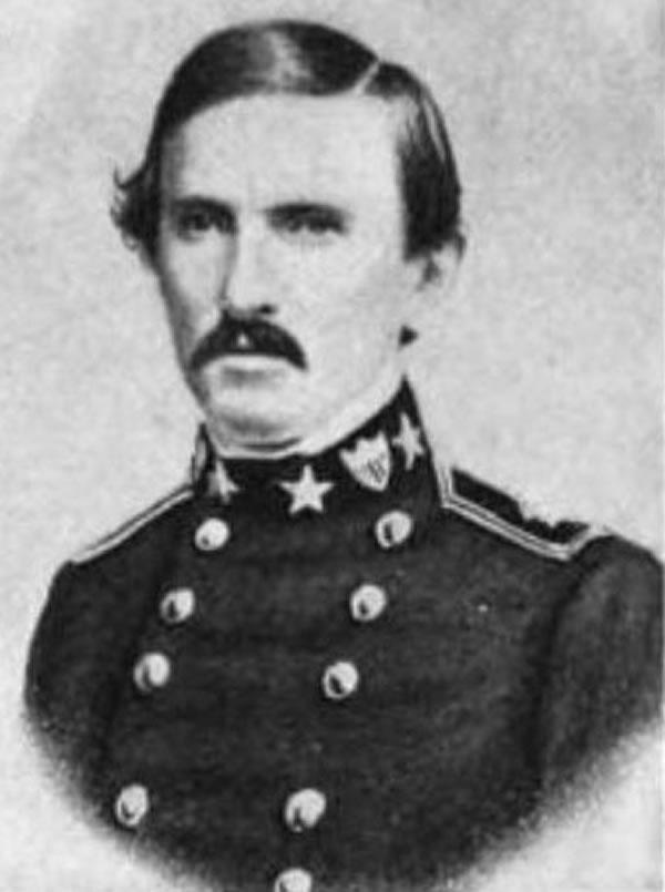 Portrait of George Crittenden
