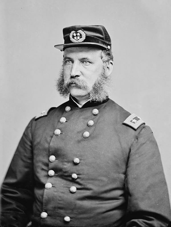 Portrait of John G. Foster