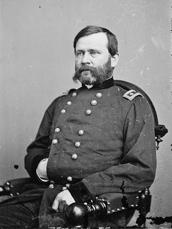 Portrait of William B. Franklin