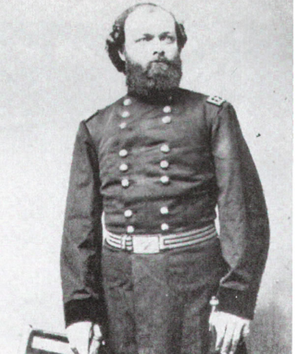Portrait of Quincy Gillmore