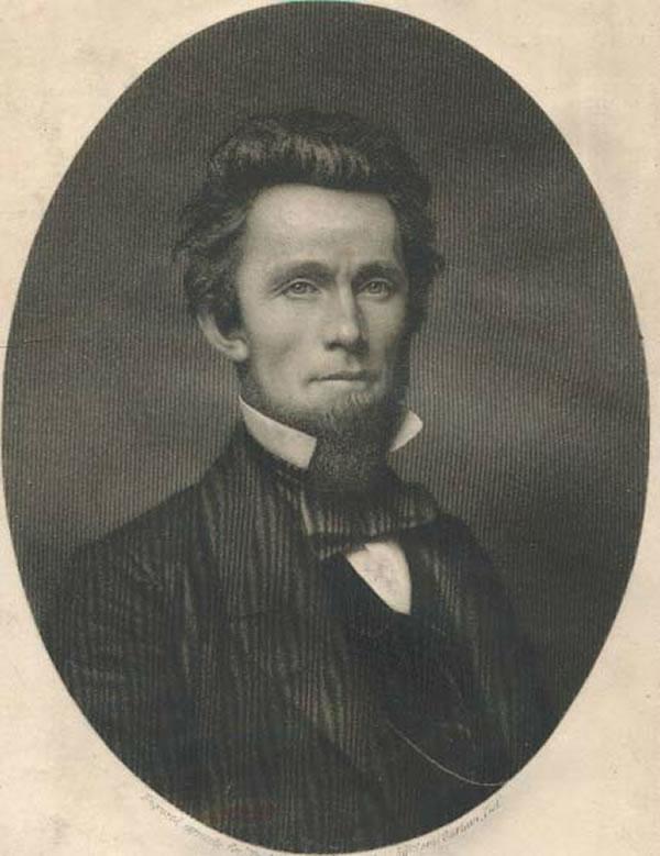 Portrait of Robert Hatton
