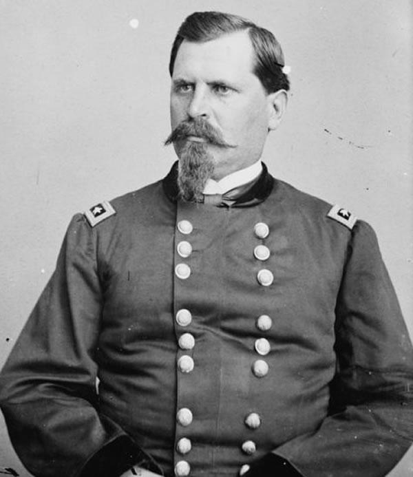 Portrait of William B. Hazen