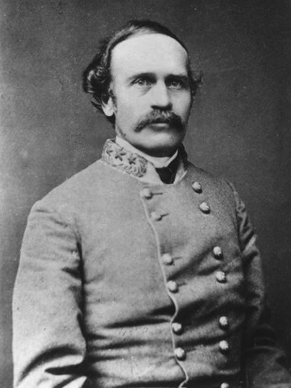 Portrait of Bushrod Johnson