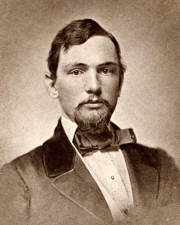 Portrait of William Henry Fitzhugh Lee
