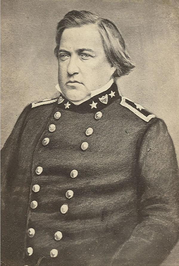 Portrait of Humphrey Marshall
