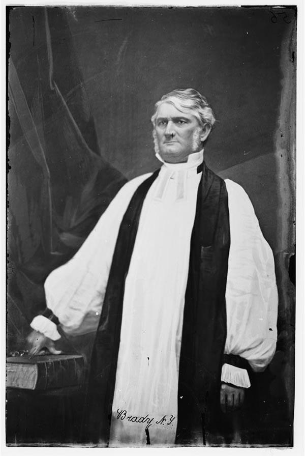 Portrait of Leonidas Polk