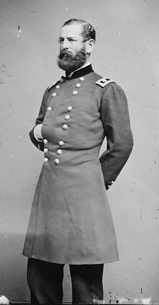 Portrait of Fitz John Porter