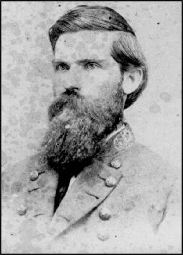Portrait of Daniel H. Reynolds