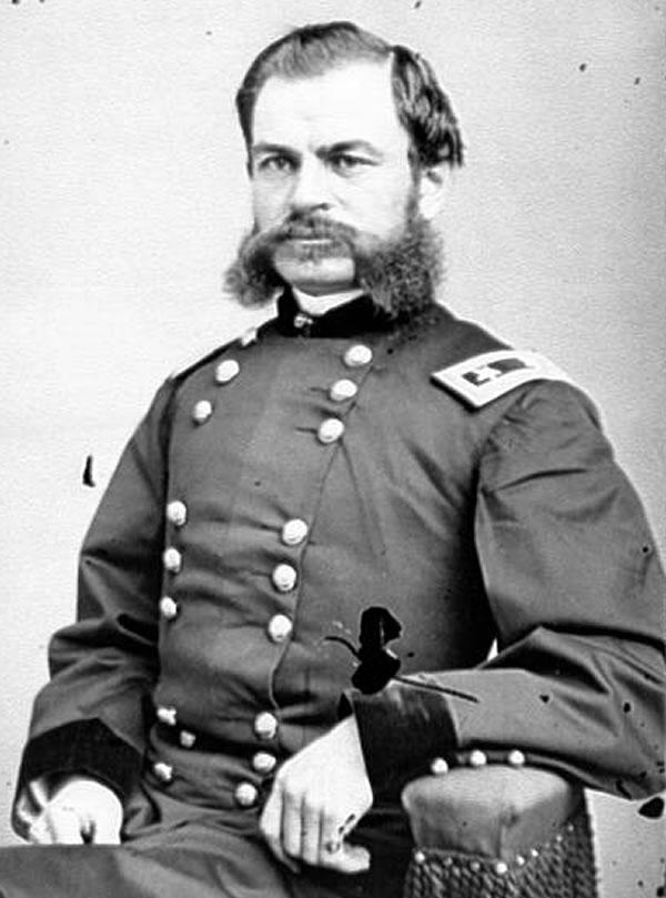 Portrait of Alfred Torbert
