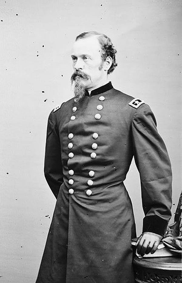 Portrait of James H. Wilson