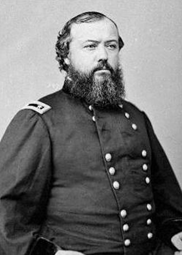 Portrait of Hugh Boyle Ewing