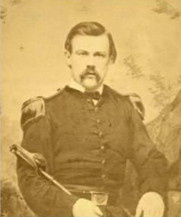 Portrait of Richard K. Meade