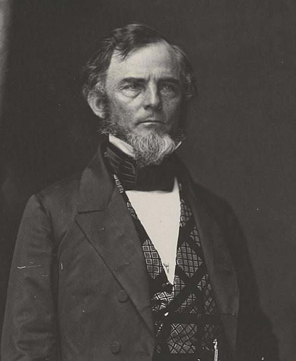 Portrait of Gideon Pillow