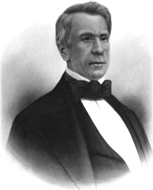 Portrait of Wilson Shannon