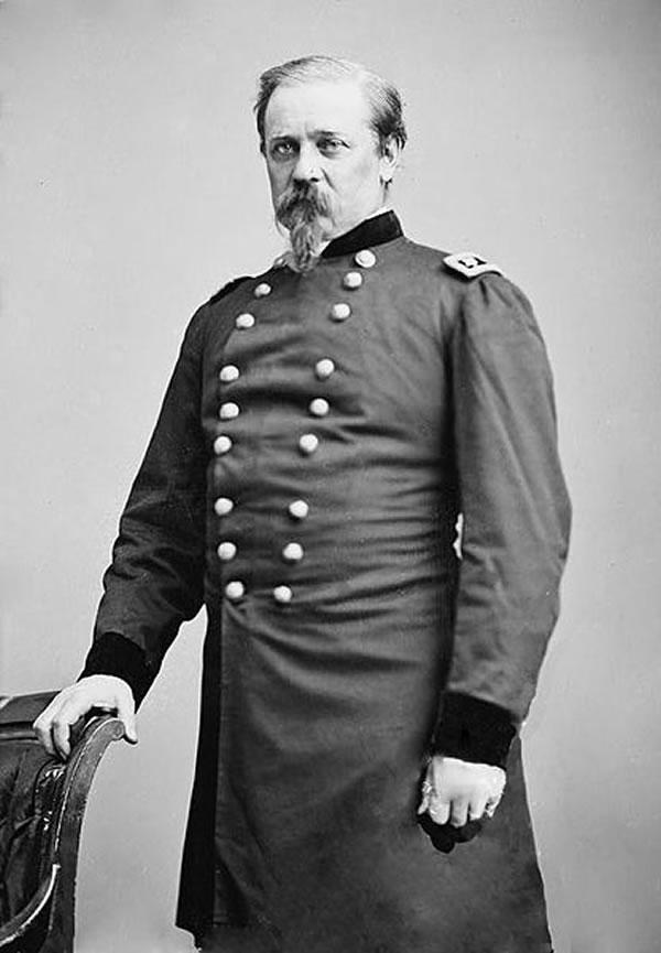 Portrait of William Farrar Smith