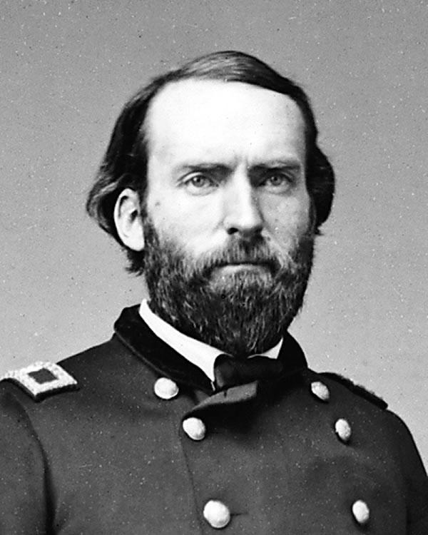 Portrait of David S. Stanley