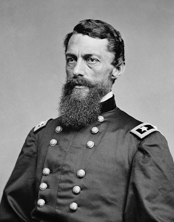 Portrait of George Stoneman