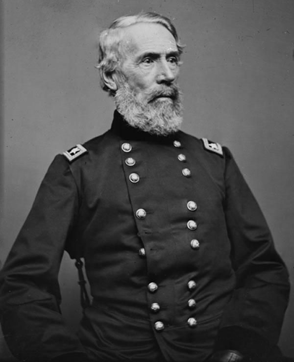 Portrait of Edwin Vose Sumner