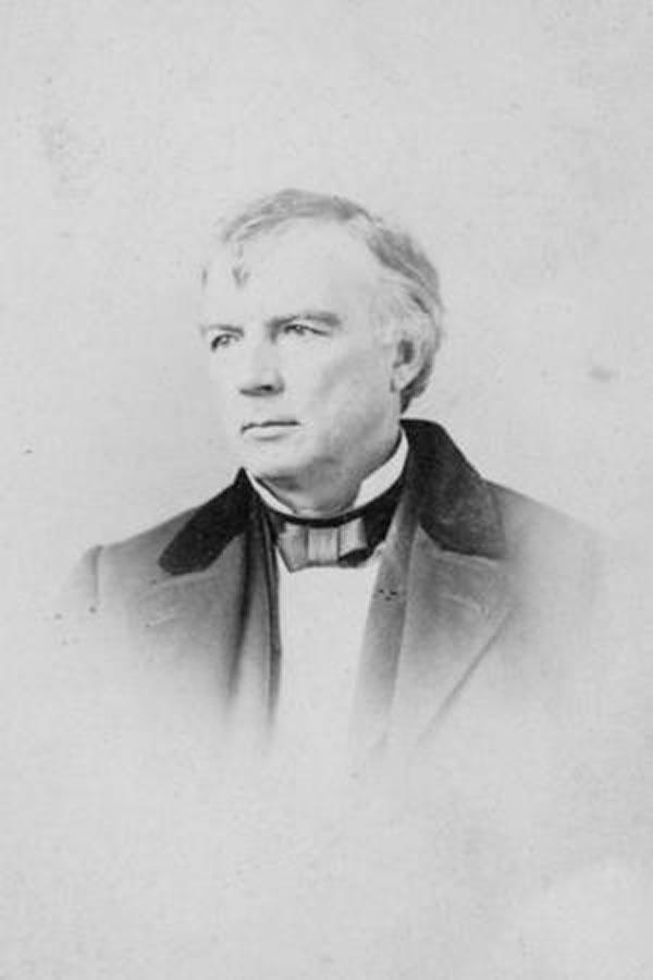 Portrait of David Tod