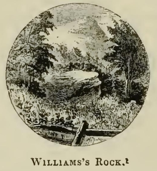 Ephraim Williams Rock