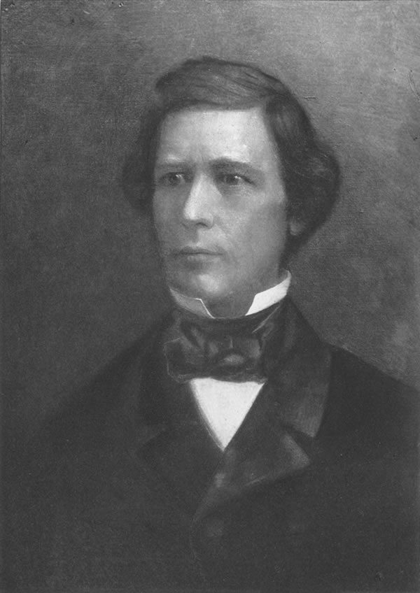 Portrait of David Wilmot